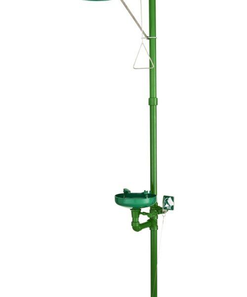 Chuveiro e Lava-olhos – CL-001 PVC F   217fa2c6f6